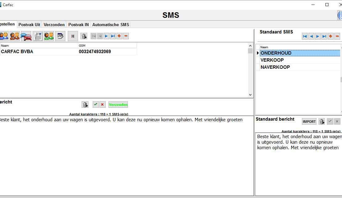 Image SMS Module
